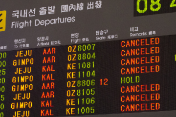 מה לעשות אם חברת התעופה פשטה את הרגל?